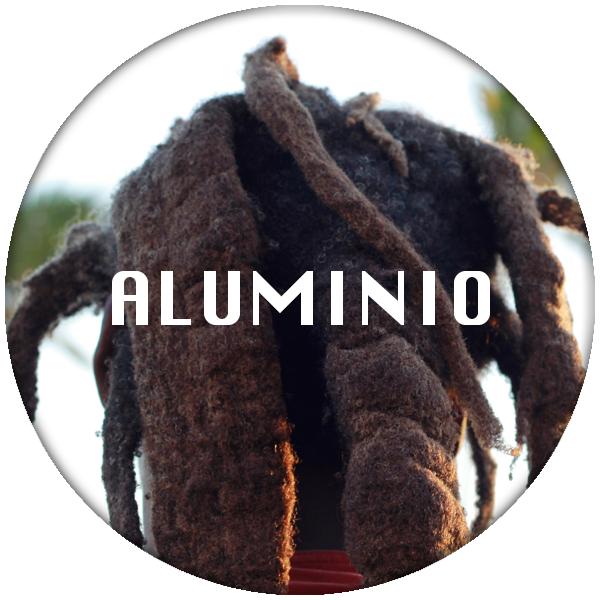 Aluminio Roots